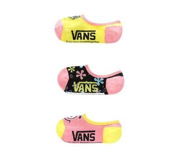 Vans X Spongebob Canoodles 3 pk