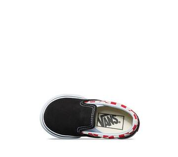 Toddler Checkerboard Slip On