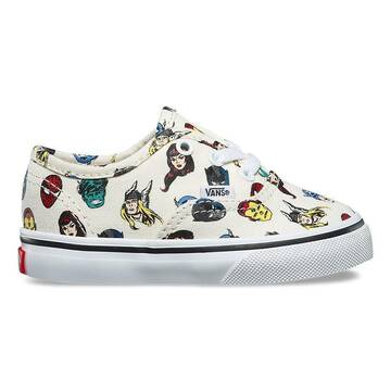 Vans x Marvel Heads Authentic Toddler