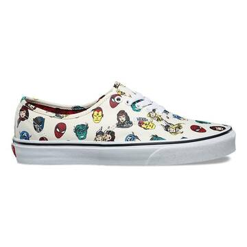 Vans x Marvel Heads Authentic