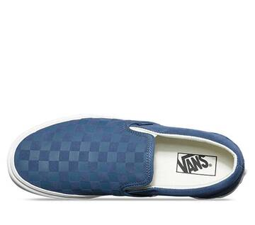Checker Emboss Slip-On