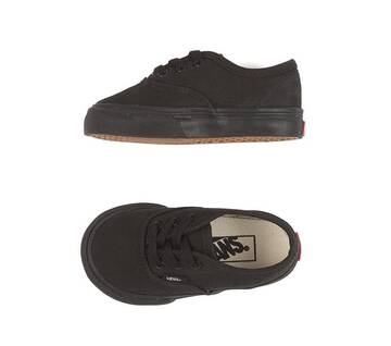 Kids Toddler Authentic Black/Black