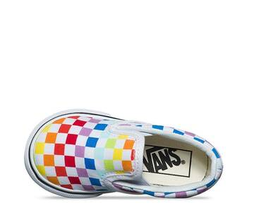 Toddler Rainbow Classic Slip-On
