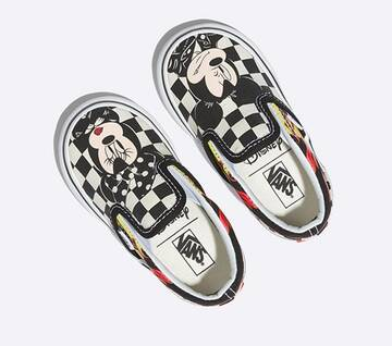 Disney X Vans Toddler Mickey & Minnie Slip-On