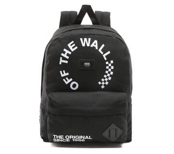 Old Skool Black Backpack 2