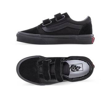 KIDS OLD SKOOL VELCRO BLACK