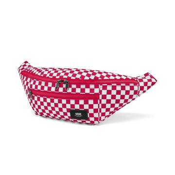 WARD CROSS BODY PACK RED CHECK