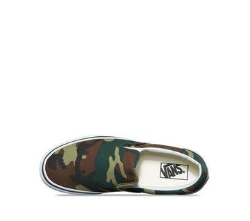 Kids Classic Slip-On Camo
