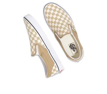 Classic Slip-On Checkerboard