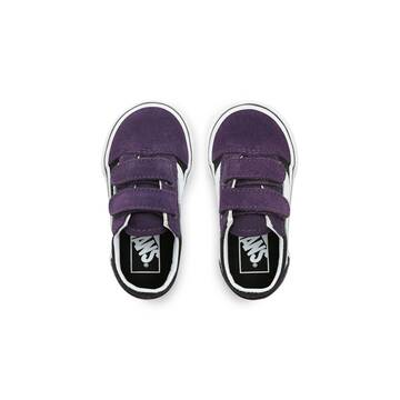 Toddler Old Skool Suede Mysterioso
