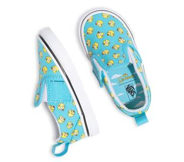 The Simpsons x Vans Toddler Slip-On V Maggie