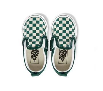 TODDLER SLIP-ON CHECKERBOARD