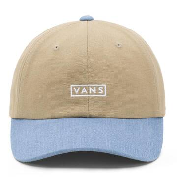 VANS CURVED BILL JOCKEY KHAKI