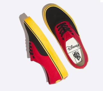 Disney X Vans Authentic Mickey
