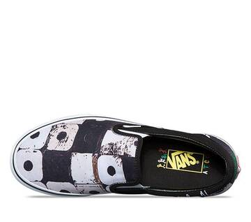 Vans X A Tribe Called Quest Classic Slip-On