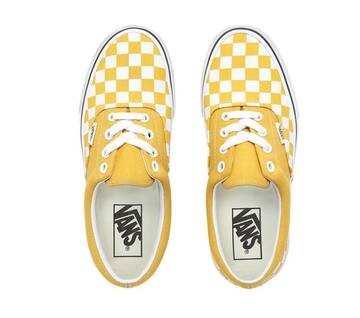 Era Checkerboard Yellow/White
