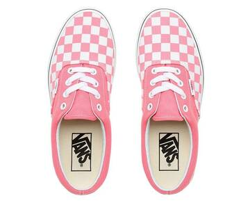 Era Checkerboard Strawberry Pink/True White