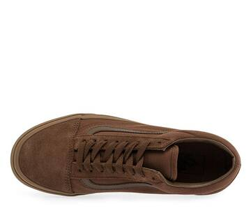 Suede Canvas Old Skool