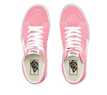 Sk8-Hi Strawberry Pink/True White