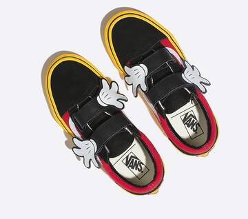 Disney X Vans Kids Mickey Hugs Old Skool V