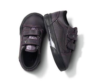 Vans X Harry Potter Toddler Old Skool Deathly Hallows