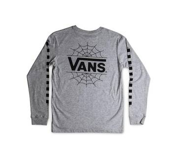 Vans X Marvel Spiderman Long-Sleeve T-Shirt