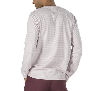 Engineered Violet Ice Long Sleeve Tee