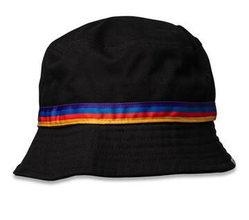 Hankley Bucket Black Hat