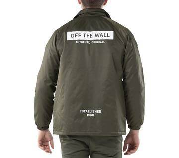 Off The Wall Green Authentic Original Coach