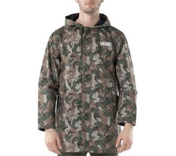 Off The Wall Camo Authentic Original Long Coach