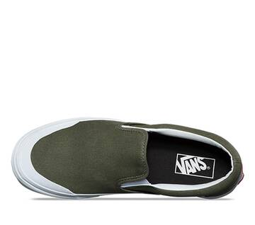 Classic Slip On 138 Vintage Military