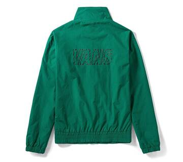 Off The Wall Taped Evergreen Track Jacket