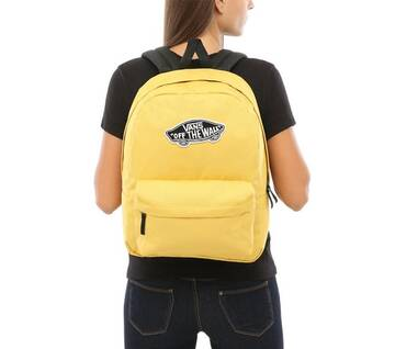 Realm Yolk Yellow Backpack
