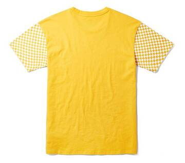 Central Yolk Yellow Short Sleeve Tee
