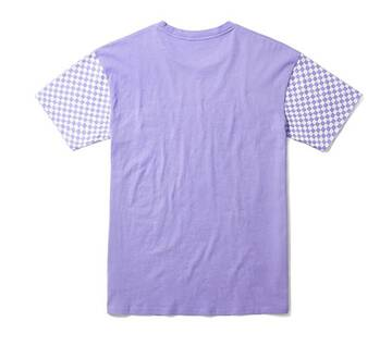 Central Purple Short Sleeve Tee