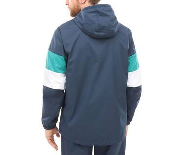 Eastside Blue Windbreaker