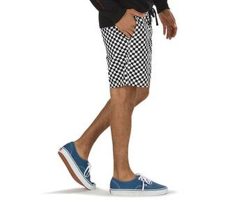 Range Short Checkerboard