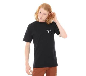 Vans x Anti Hero On The Wire Black Short Sleeve Tee