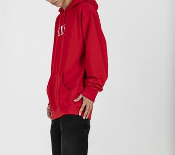 NEW STAX PULL OVER RACING RED