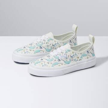 YOUTH AUTHENTIC ELASTIC LACE SHARK BLUE