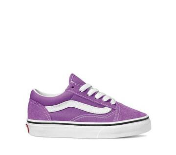 KIDS OLD SKOOL DEWBERRY WHITE