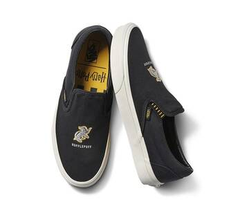 Vans X Harry Potter Classic Slip On Hufflepuff
