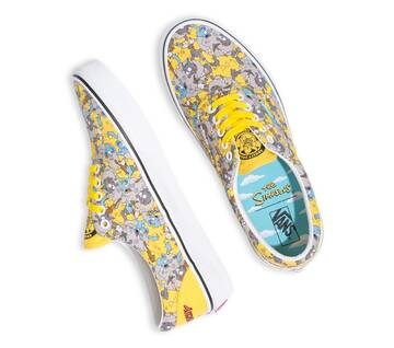 The Simpsons x Vans Era Itchy & Scratchy