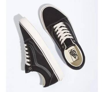 EARTH OLD SKOOL BLACK/MARSHMALLOW