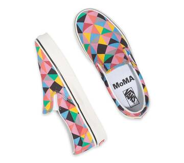 VANS MoMA CLASSIC SLIP-ON FAITH RINGGOLD