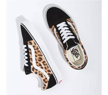 OLD SKOOL LEOPARD