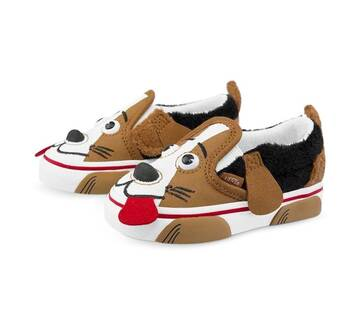 TODDLER DOG SLIP-ON
