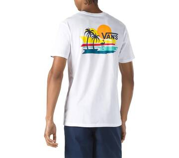 Vintage Beach Short Sleeve
