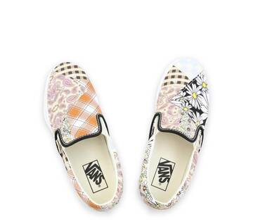 Meadow Patchwork Slip-On