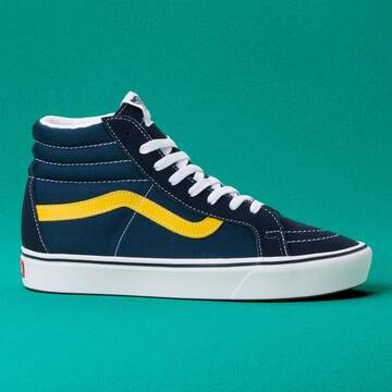 COMFYCUSH SK8-HI REISSUE DRESS BLUE
